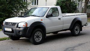 Ankauf Nissan Pickup