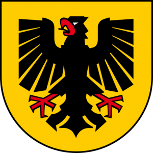 Coat of arms of Dortmund  Ankauf Darmstadt