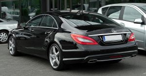 Mercedes cls verkaufen