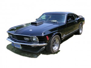 Ford Mustang ist nur ein Ford Modell