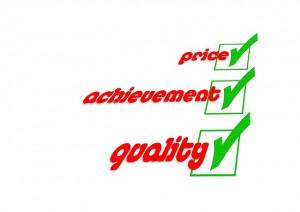 Wir setzen auf gute Preise und hohe Servicequalität