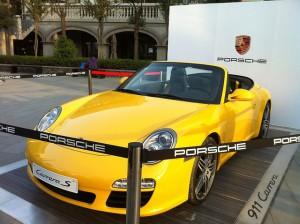 Sportautos Porsche