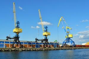Ausfuhr per Schiff
